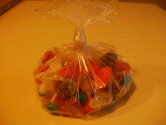 Assortiment individuel bonbons vrac Haribo