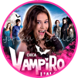 Disque azyme vampire chica vampiro