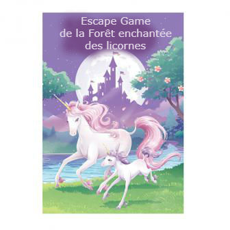 Escape Game de la forêt enchantée des licornes